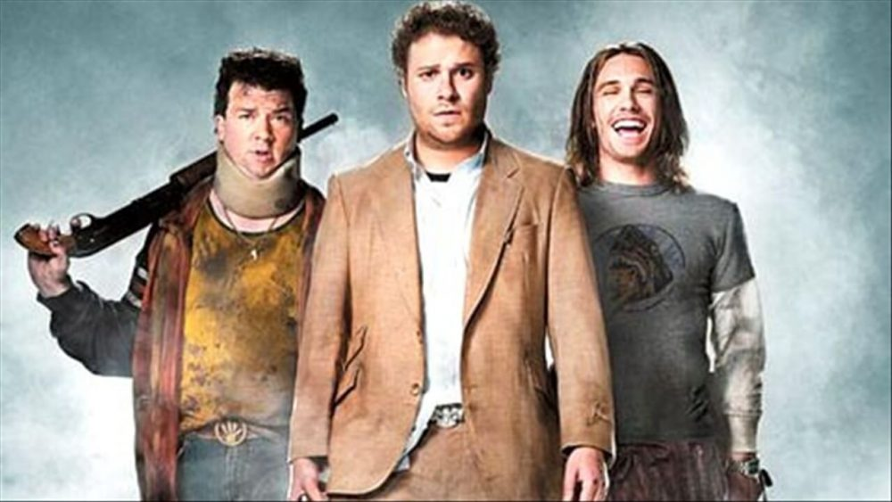stoner comedies pineapple express