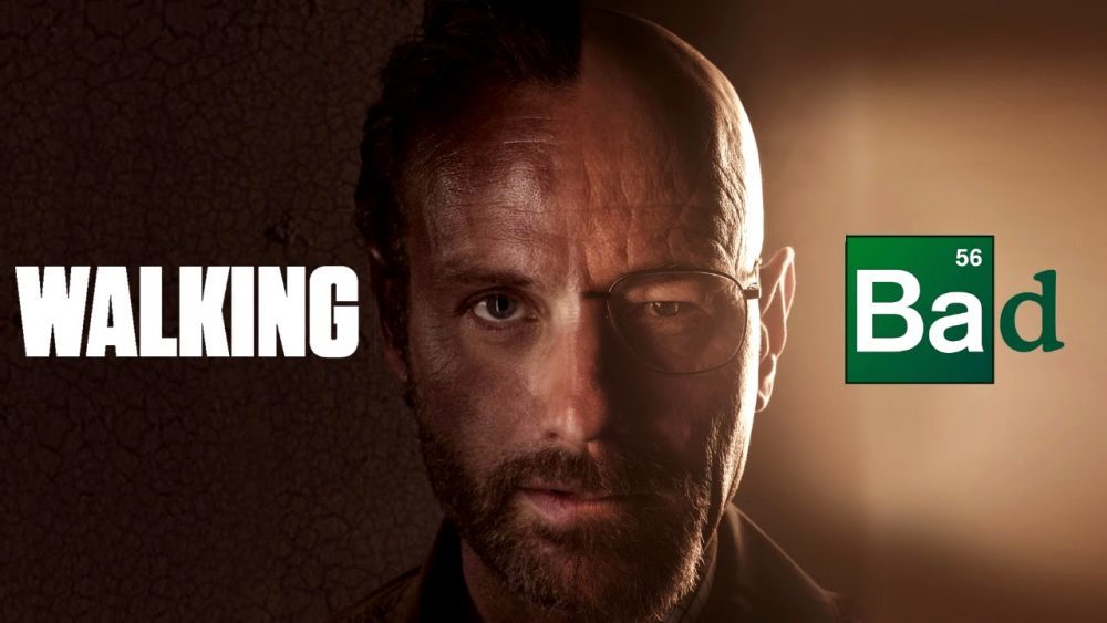 twd breaking bad easter eggs