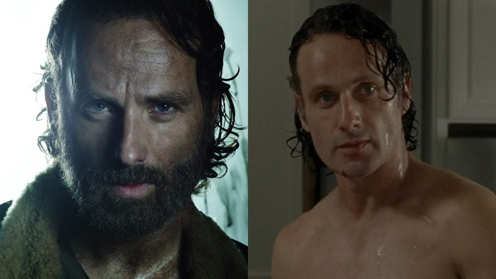 twd rick shave