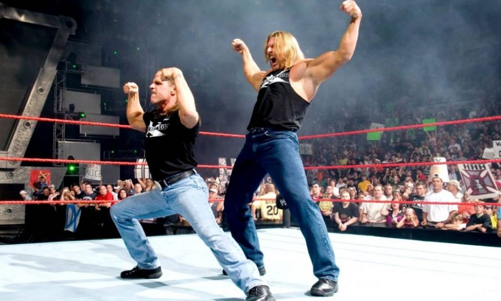 10 Unknown Facts About Triple H and Shawn Michaels