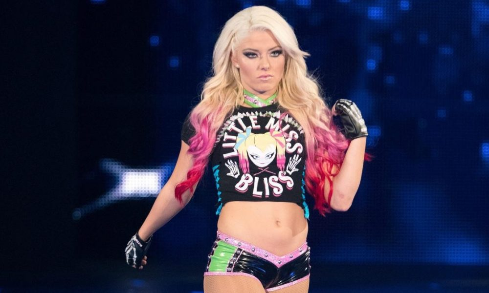 10 Facts About Alexa Bliss, You Cannot Ignore
