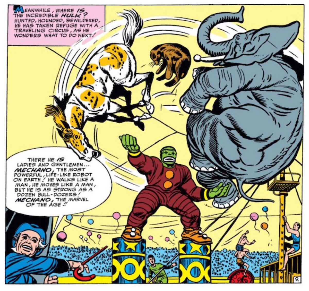 10 Most Humorous Avengers Comics