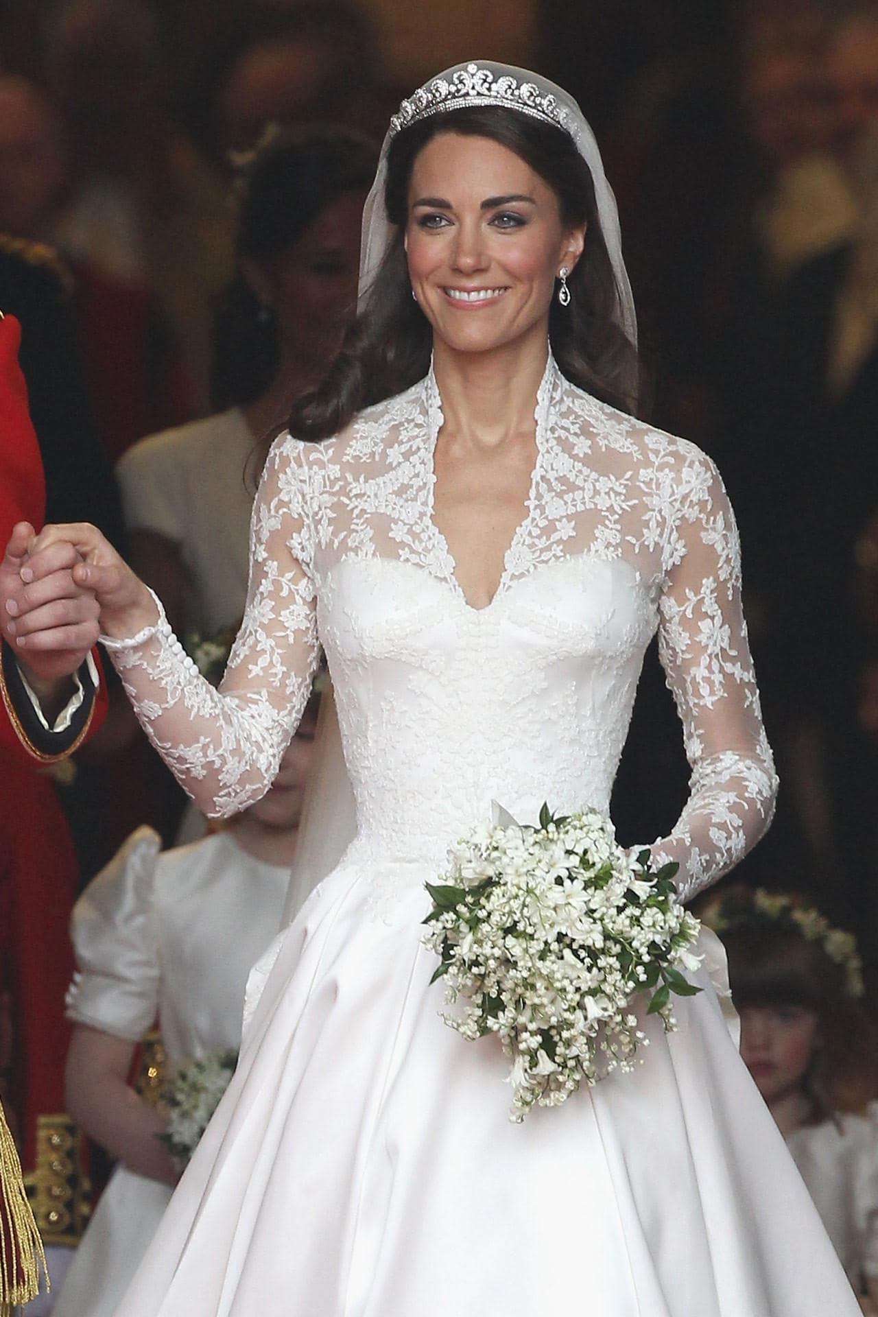 10 Most Beautiful Celebrity Mom Wedding Dresses