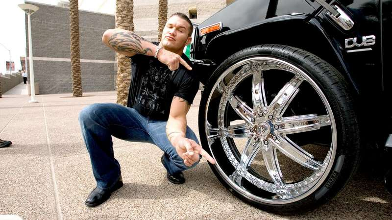 10 Car Loving WWE Stars