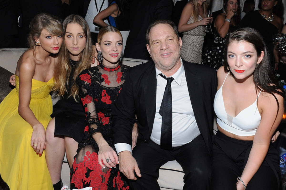 The Weinstein Company & Netflix's 2015 Golden Globes After Party Presented By FIJI Water, Lexus, Laura Mercier And Marie Claire – Inside