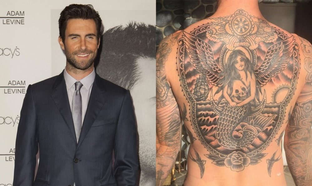 10 Tattoos These Celebs Try To Hide