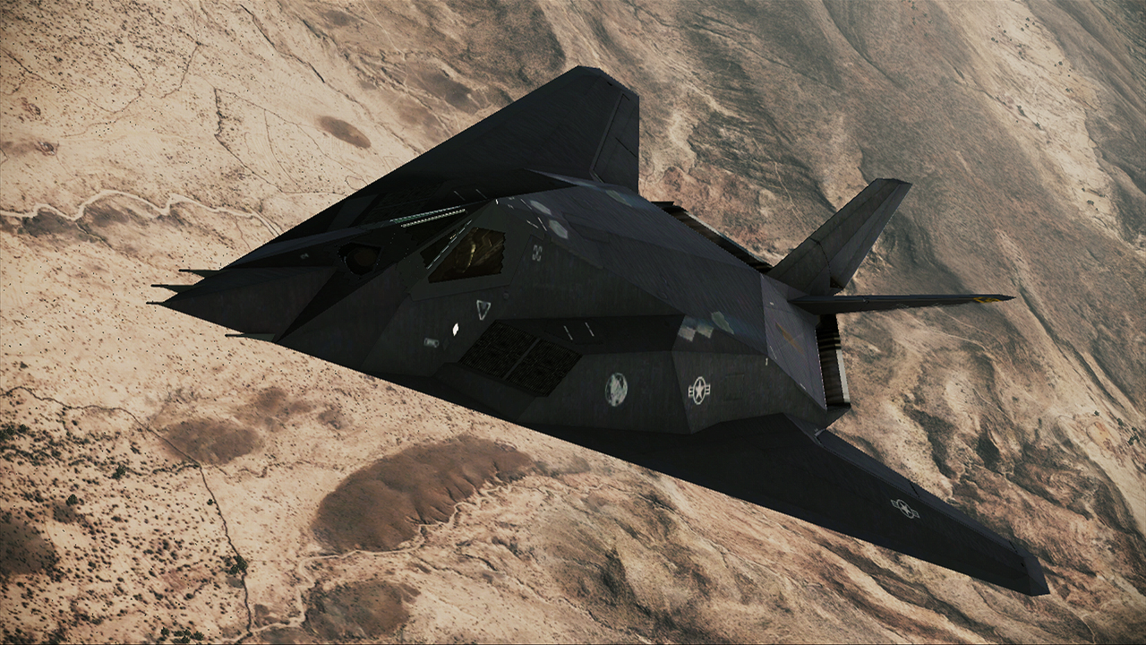 The Stealth Fighter is actually a bomber