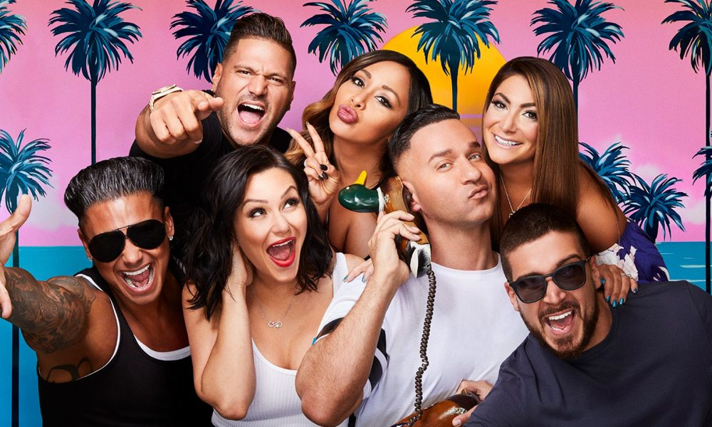 The Jersey Shore Cast Are Now Parents:  Then Vs Now