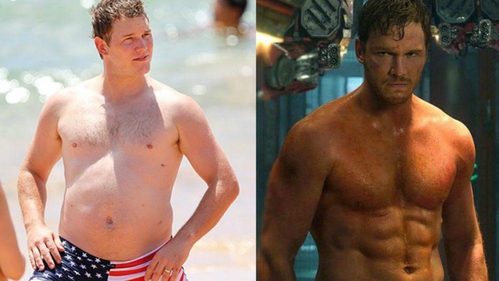 buff actors chris pratt guardians of the galaxy