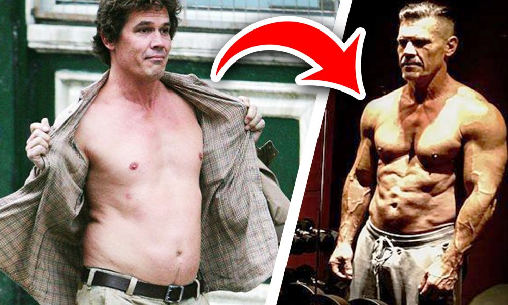 10 Actors Who Got Buff For Roles
