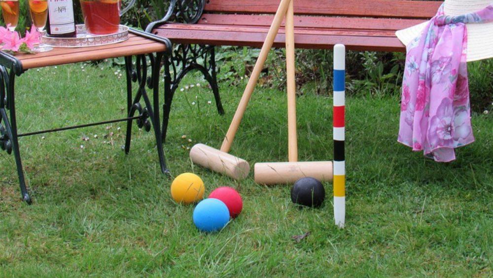 croquet yard game