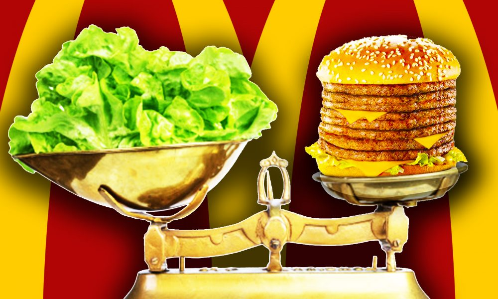 10 Fast Food Items That Are ACTUALLY HEALTHY!
