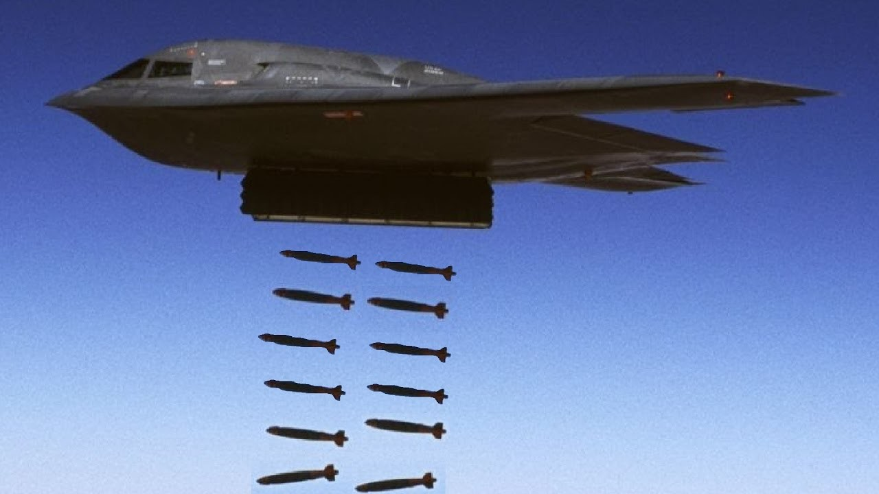 B-2 represented a big improvement in stealth technology