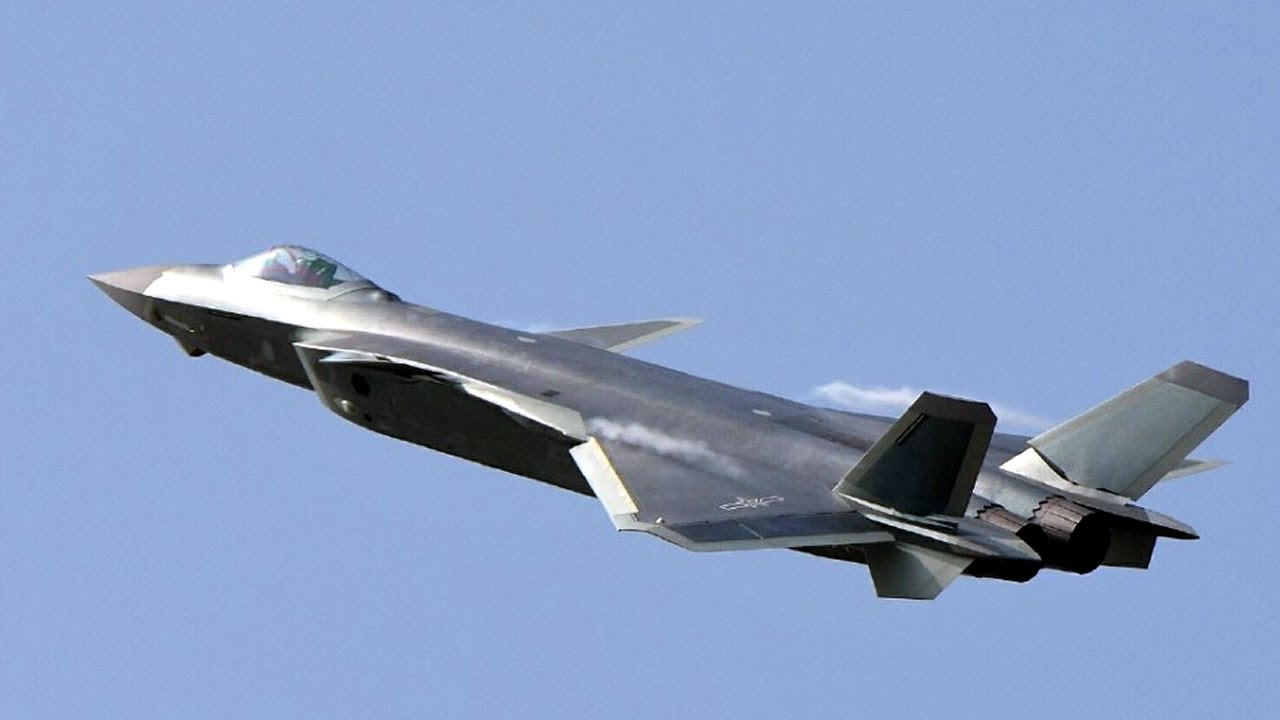 The J-20 is the top Chinese plane