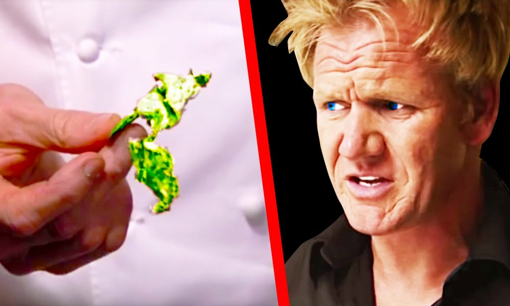 10 Times Gordon Ramsay Was Disgusted By The Fridge