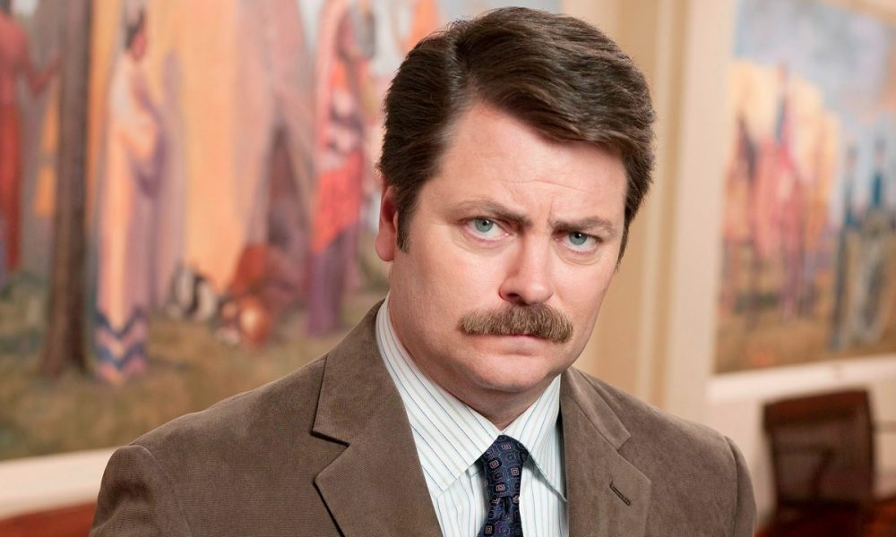 Top 10 Ron Swanson Moments From Parks And Recreation
