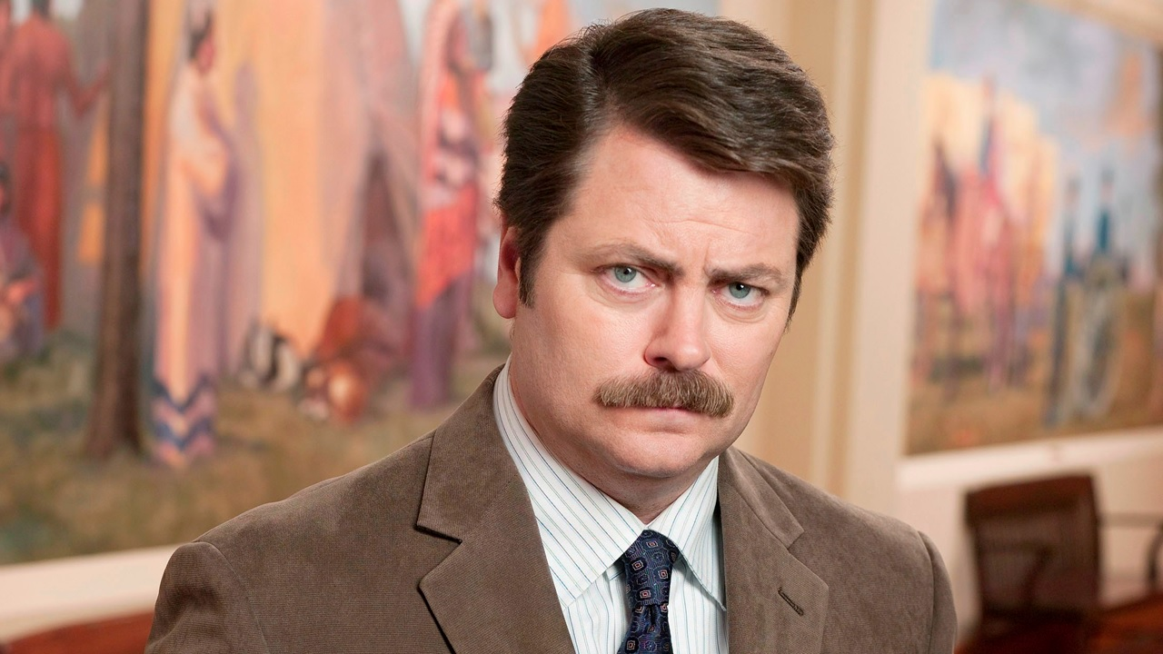 ron swanson moments