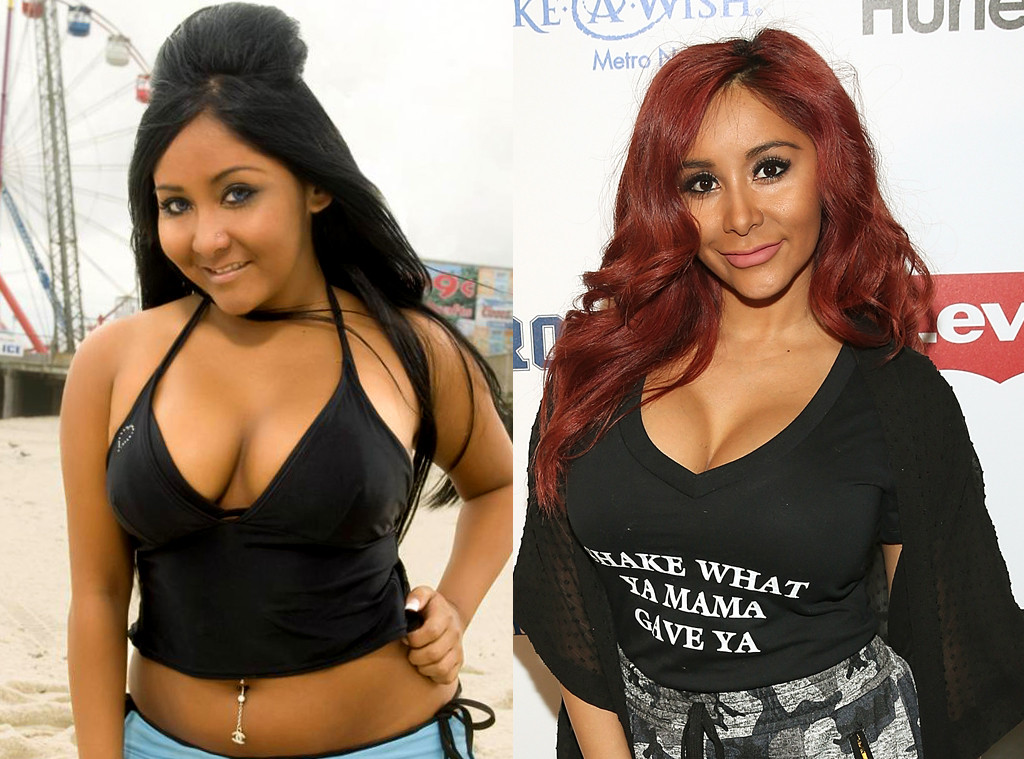 The Jersey Shore Cast Are Now Parents: What They Looked Like Then Vs Now