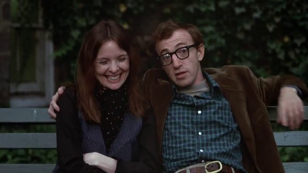 self aware movies annie hall