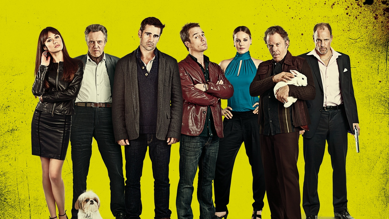 self aware movies seven psychopaths