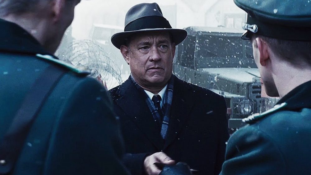 spielberg movies bridge of spies