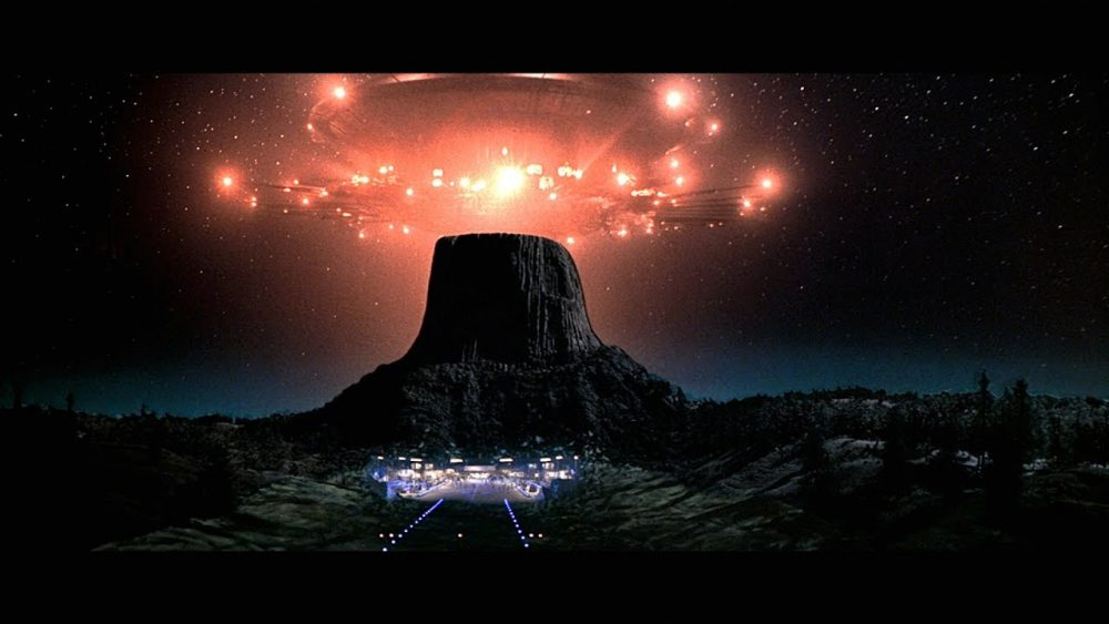 spielberg movies close encounters of the third kind