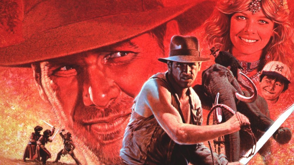 spielberg movies indiana jones and the temple of doom