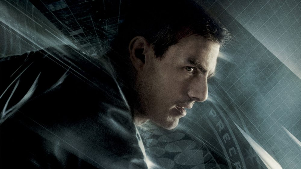 spielberg movies minority report