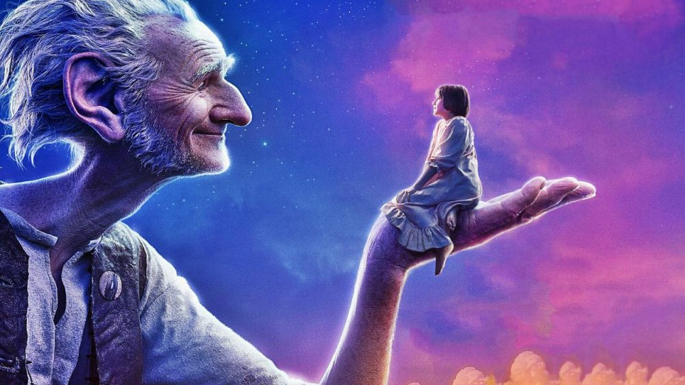 spielberg movies the bfg