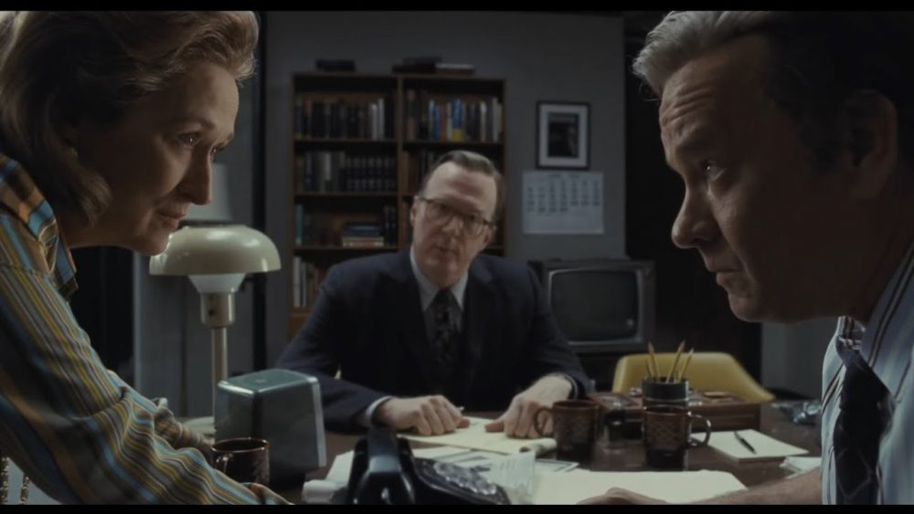 spielberg movies the post