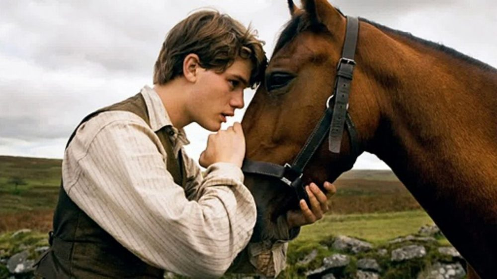 spielberg movies war horse