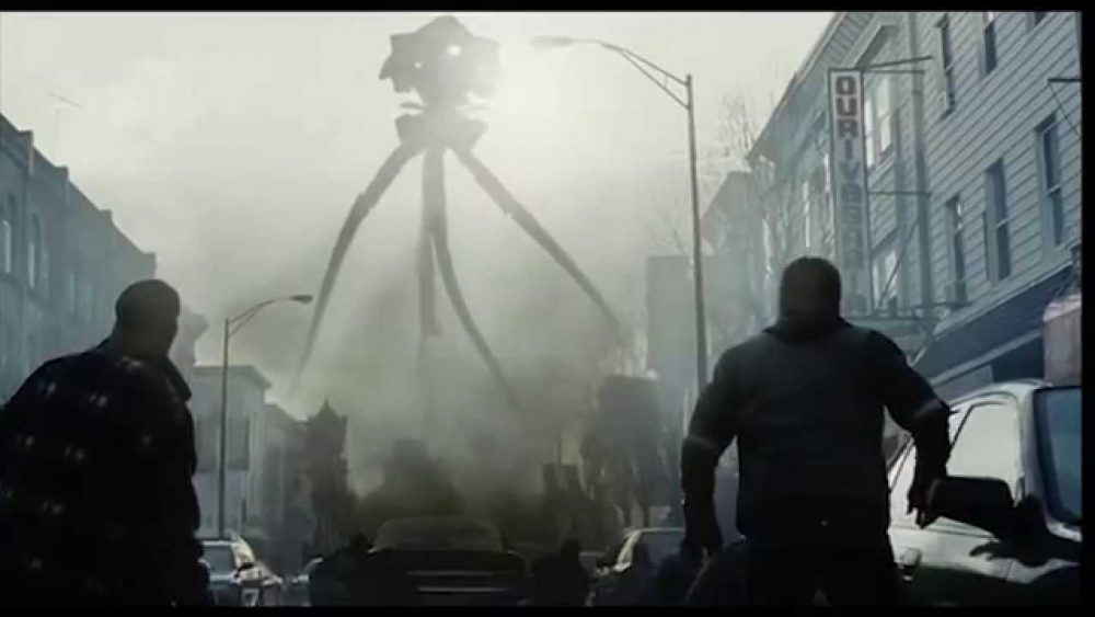 spielberg movies war of the worlds