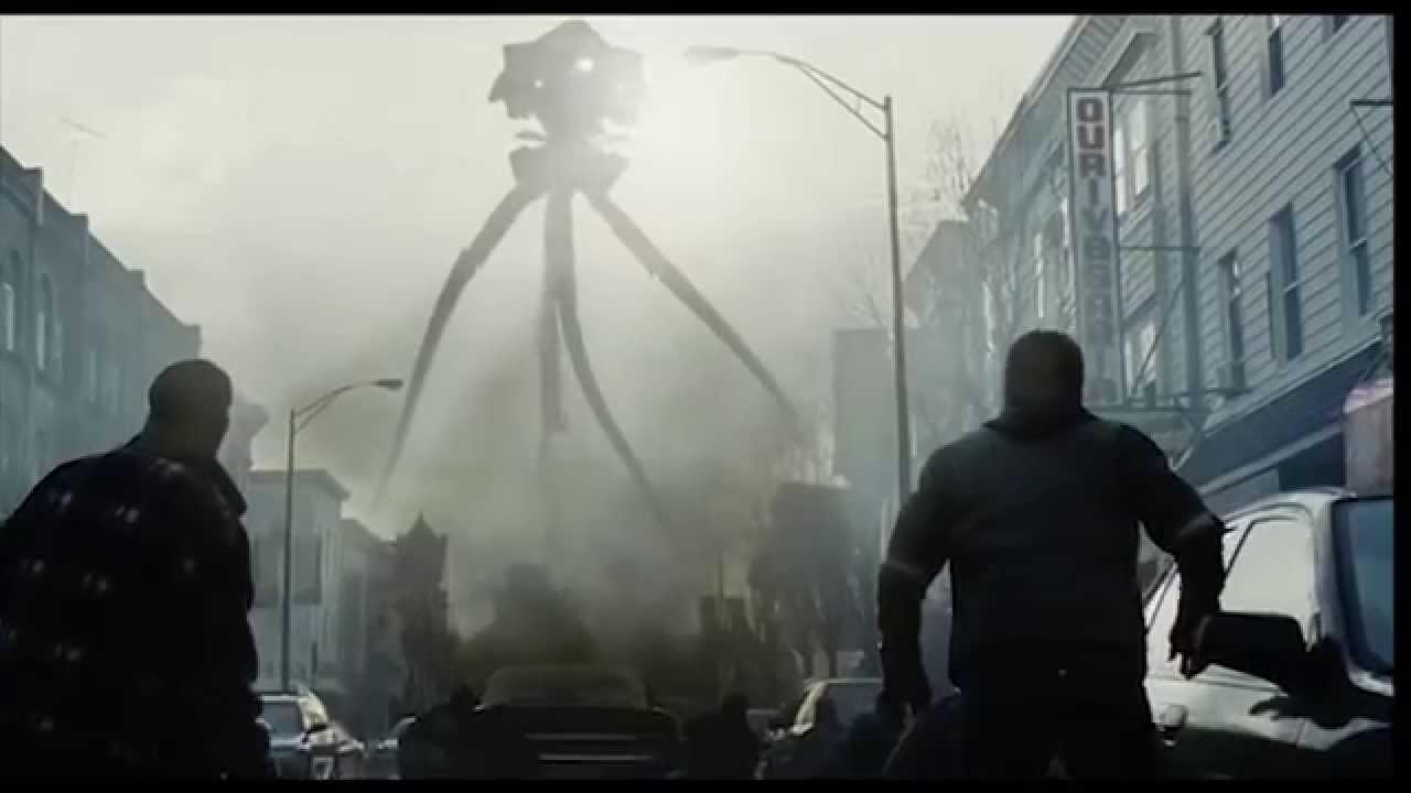 spielberg movies war of the worlds
