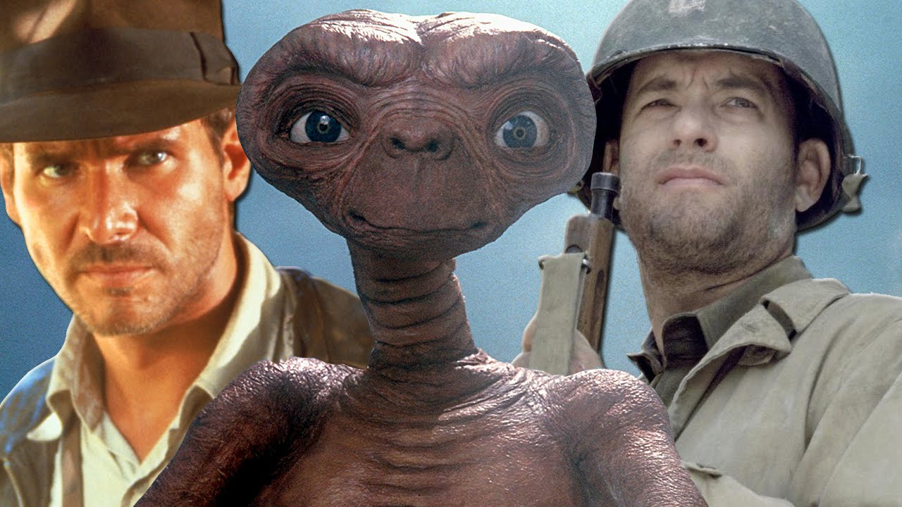 Ranking Every Steven Spielberg Movie From Worst To Best