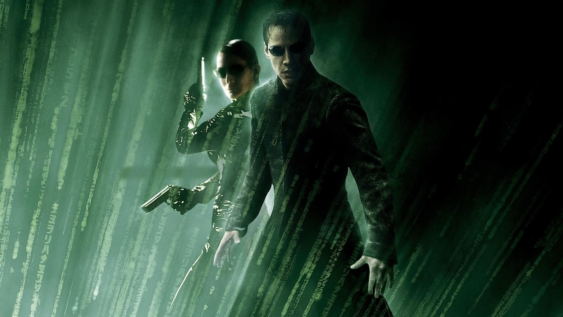 the matrix reboot revolutions