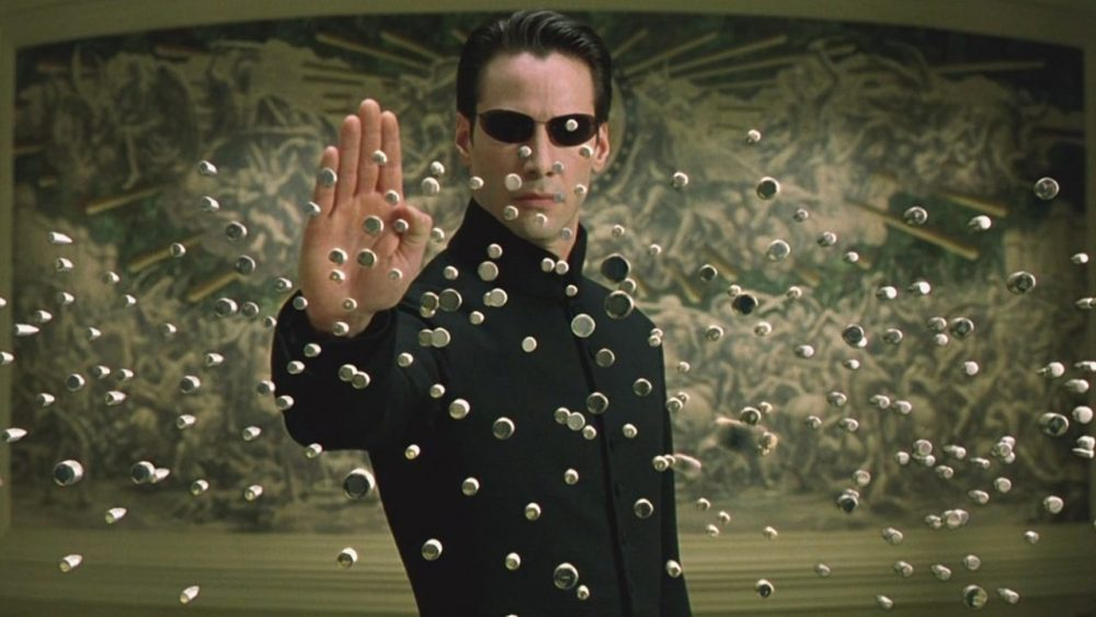 the matrix reboot writer