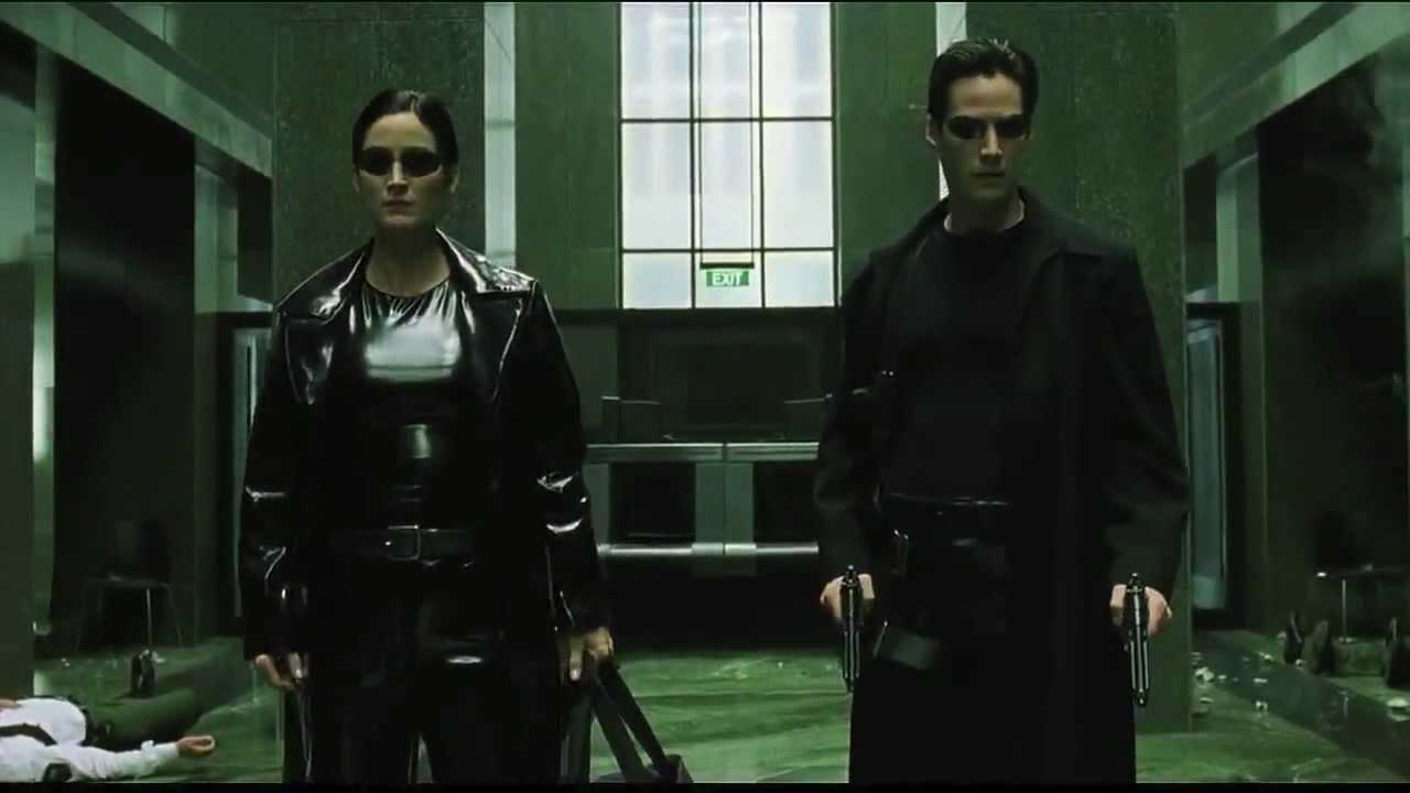 the matrix wachowskis