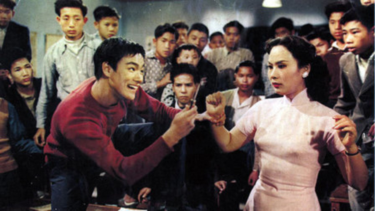 the orphan – Bruce Lee