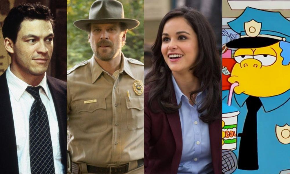 10 TV Cops You'd Want To Protect And Serve Your Neighborhood