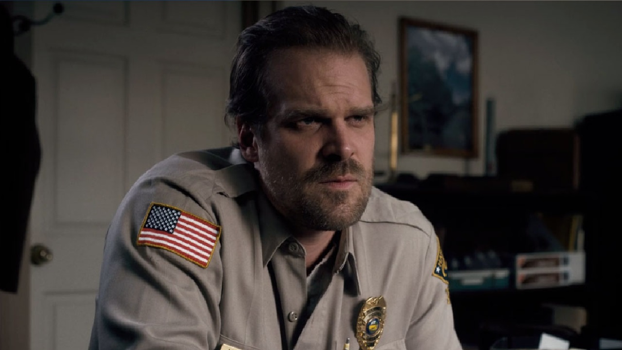 tv cops jim hopper