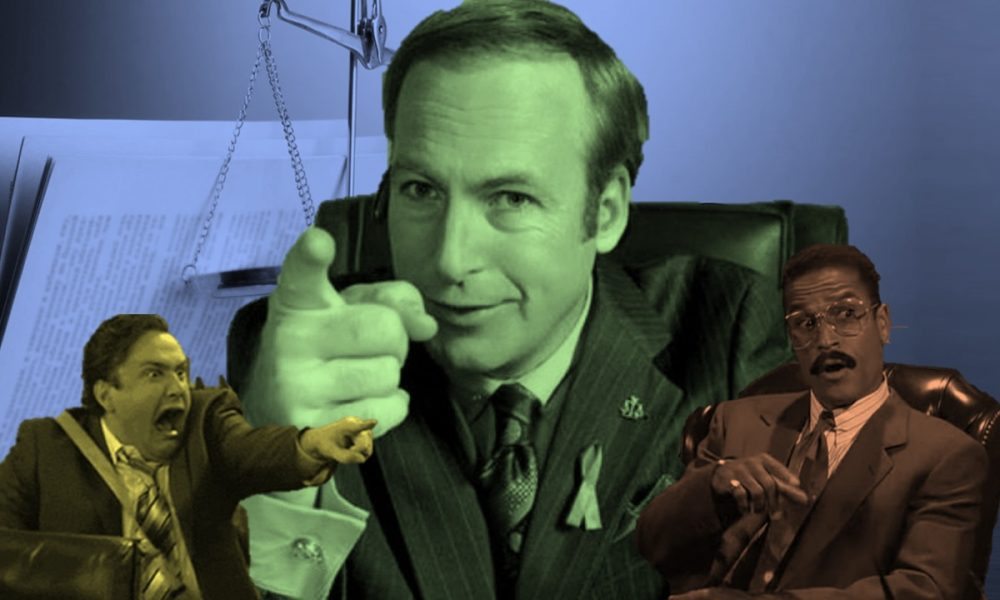 Top 10 TV Lawyers You'd Want To Represent You