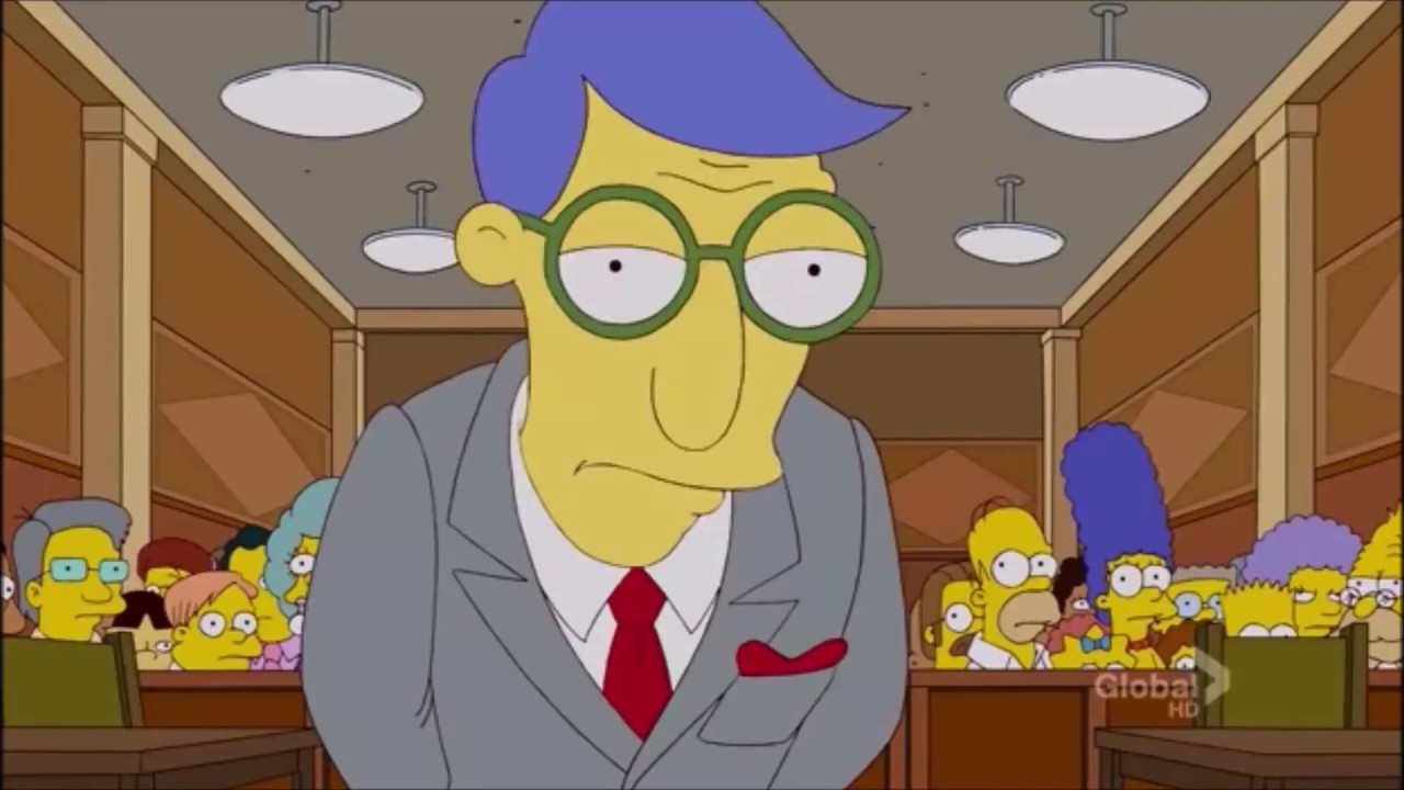 tv lawyers blue haired lawyer