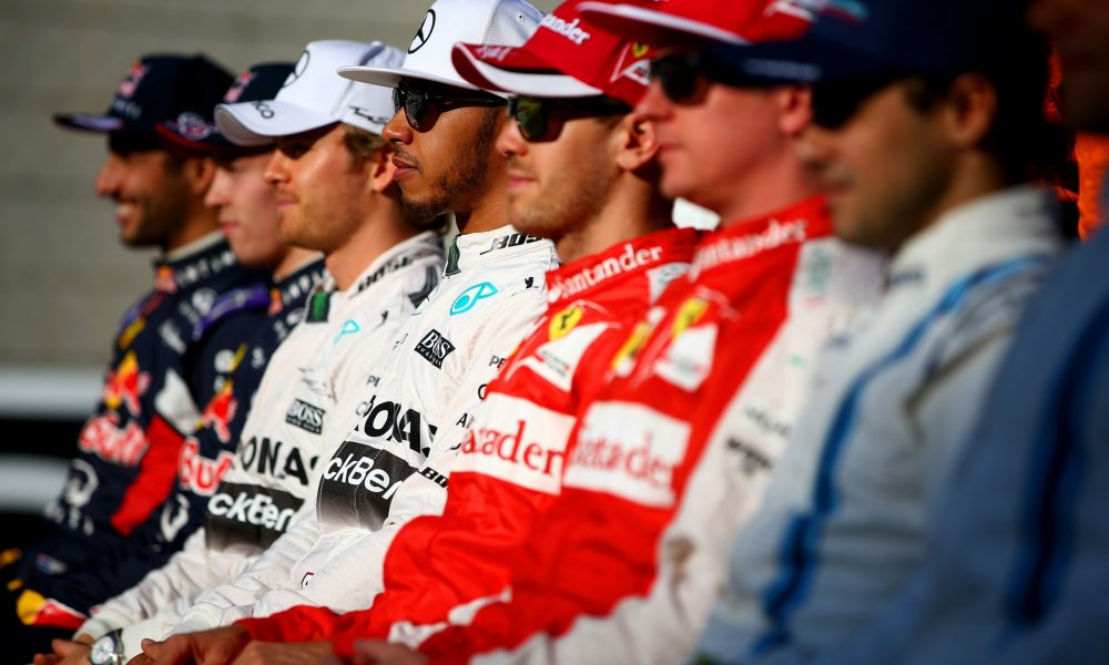 Top 10 Formula 1 Drivers Of All Time