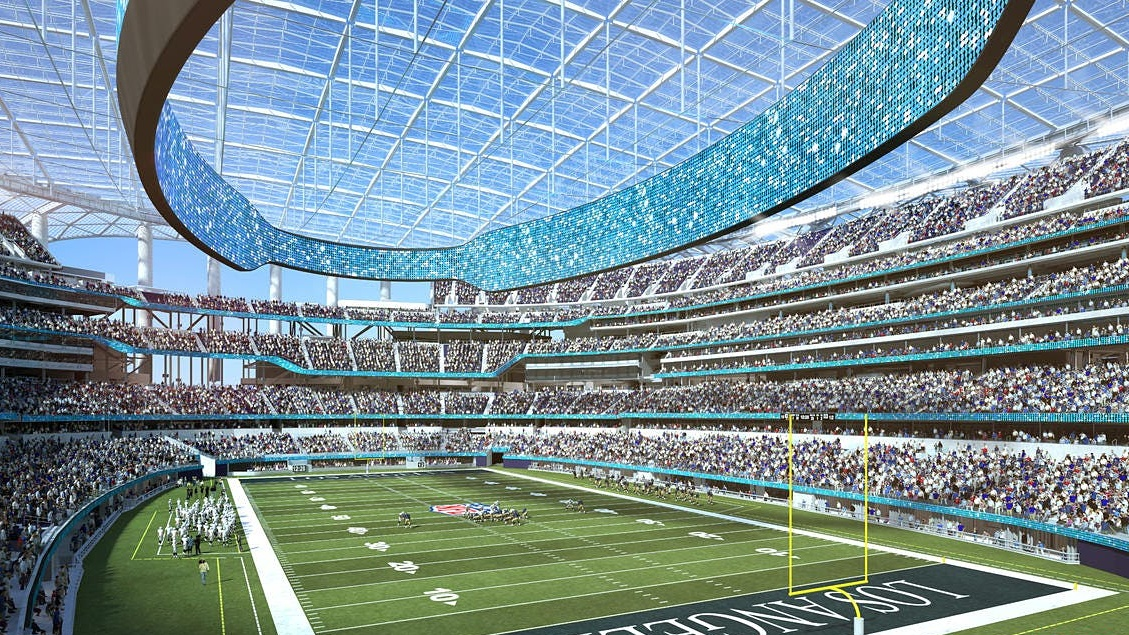 Top 10 Sports Stadiums On Earth