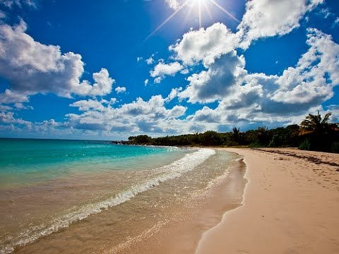 9 blue beach