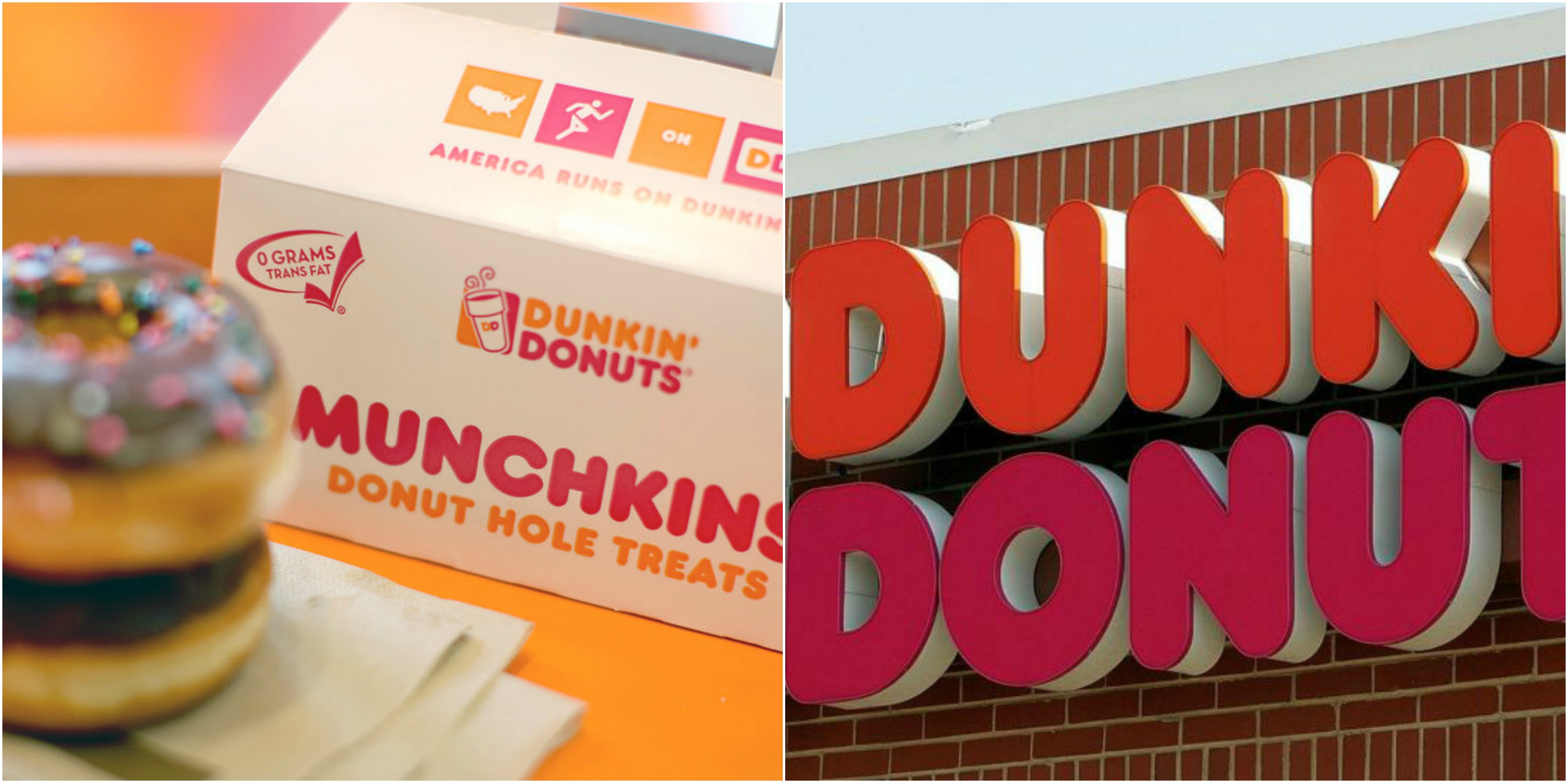 Dunkin is one of the most popular donut shops in the world
