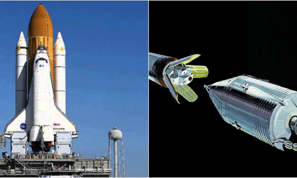 10 Amazing Spaceships
