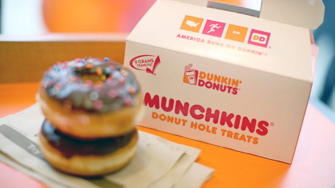 Tiny donut holes are a big treat