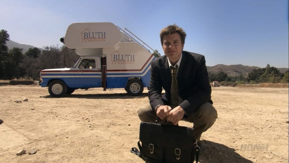 arrested development episodes the cabin show