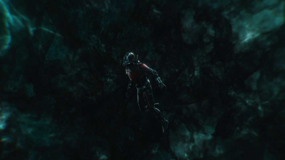 avengers 4 ant man quantum realm